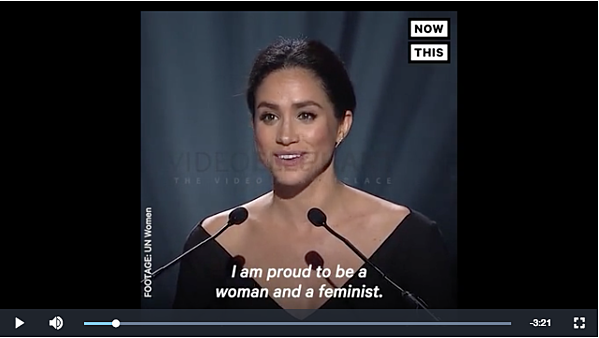 Meghan Markle's History of Activism Predates Her Royal Engagement, Nowthis - World