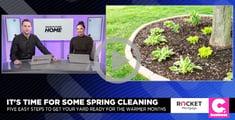 gardening video content spring garden